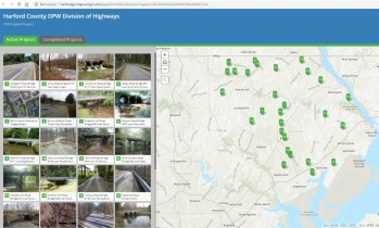 Harford Launches Interactive Map of Major County Road & Bridge Repair Projects