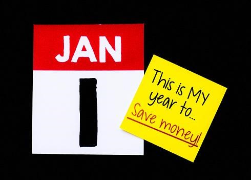 Taking Steps Towards Financial Improvement for The New Year