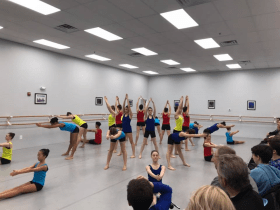 Ballet Chesapeake Invited to Prestigious Youth America Grand Prix Finals