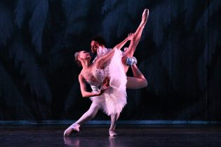"Ballet Chesapeake Presents ""Swan Lake"" at Towson University"