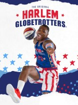 Harlem Globetrotters at APGFCU Arena at Harford Community College in Bel Air on March 5