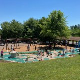 Chesapeake Sensory Plaza, Harford County's First Nature-based Playground, Opens in Rockfield Park