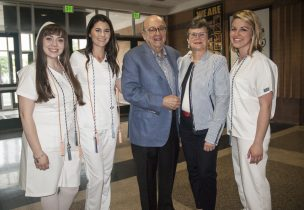 Harford Community College Foundation Receives $1 Million Endowment for Nursing Scholarships