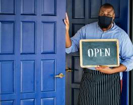 How to Reopen Your Small Business During the Pandemic