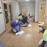 HEART TO BEAT, LLC. CONDUCTS FIRST AID / CPR / AED SAFETY TRAINING