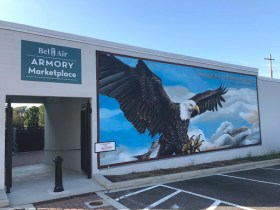 Harford's 25 outdoor murals capture the history and spirit of community