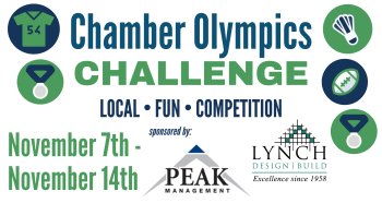 Introducing the NEW Chamber Olympics Challenge!