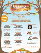 Meet Local Artists during Havre de Grace November Art Walk