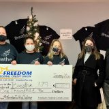 Breathe 379 Wins Freedom Federal Credit Union's #FreedomToHelpChallenge