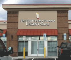 ChoiceOne Urgent Care Sites Rebranded As University of Maryland Urgent Care