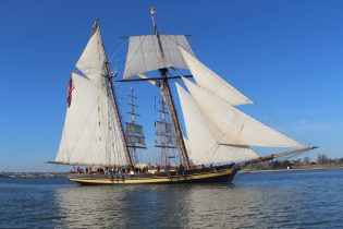 Lower Susquehanna Heritage Greenway Welcomes Pride of Baltimore II to Havre de Grace May 7-9