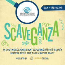 Boys & Girls Clubs Of Harford & Cecil Counties host county-wide Scaveganza Scavenger Hunt in support of Local Clubs