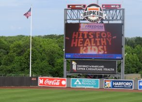 Freedom Federal Credit Union Sponsors Hits for Healthy Kids