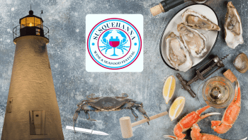 Enjoy Seafood And Wine By The Lighthouse In Havre De Grace
