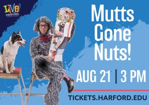 Mutts Gone Nuts! Coming to the Amoss Center