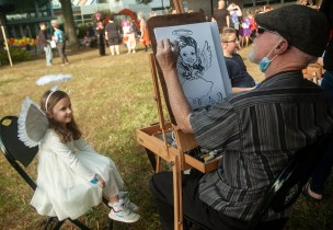 Fall Festival at Harford Community College Is a Big Hit!