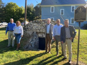 Harford County Preserves 240-Year-Old Freestanding Root Cellar