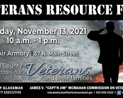 Submissions Sought for Harford County Veterans Photo Gallery of Honor