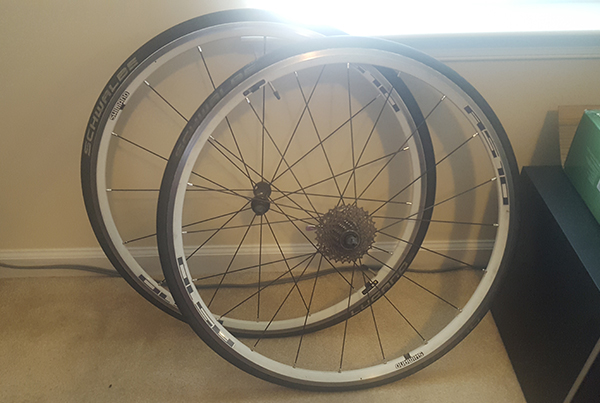 Shimano WH-RS10 Wheelset $80 OBO