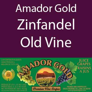 Amador Gold Zinfandel (Old Vine)