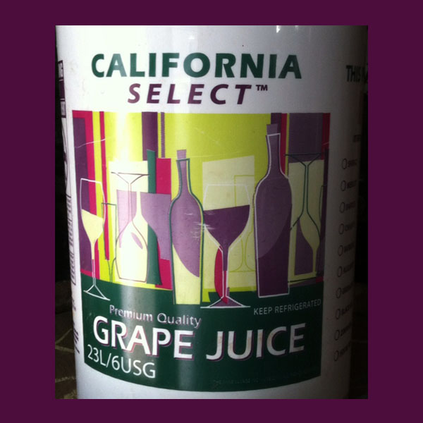 California Juices Ruby Cabernet