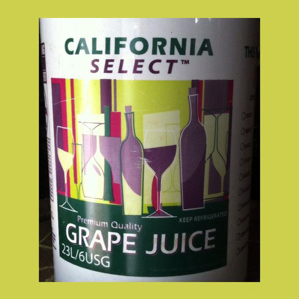California Juices Sauvignon Blanc
