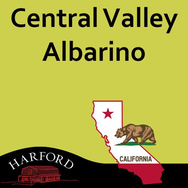 Central Valley Albarino