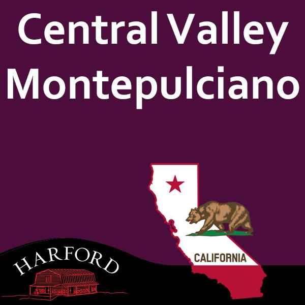 Central Valley Montepulciano