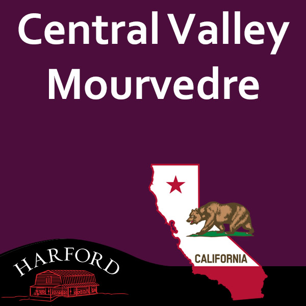 Central Valley Mourvedre