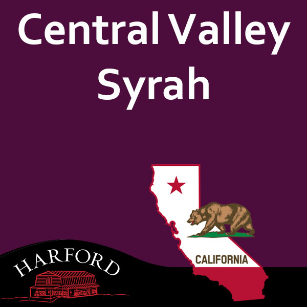 Central Valley Syrah