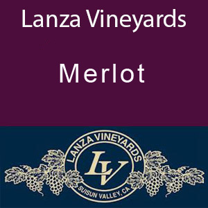 Lanza Vineyards Merlot