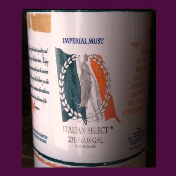 Italian Juices Nebbiolo