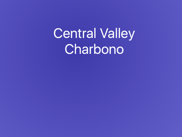 Central Valley Charbono