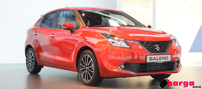 All-New Suzuki Baleno - www.modifikasi.com