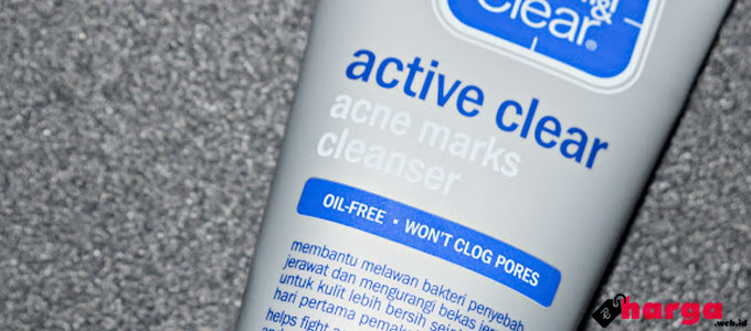 Clean and Clear Acne Marks - (Sumber: hannanicolas.blogspot.co.id)