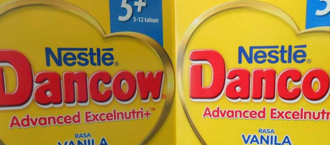 Dancow 5+ DHA (sumber: rugsidea.co)
