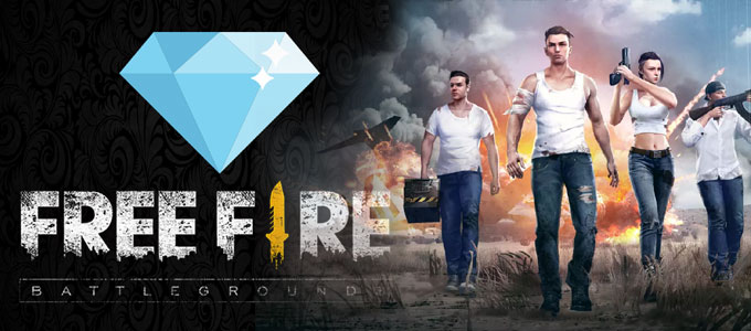 Ilustrasi: top up Diamond Free Fire