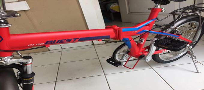 Info Lengkap Spesifikasi Dan Harga Sepeda Lipat United Quest C102 Daftar Harga Tarif