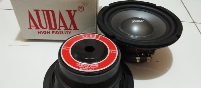 Harga Speaker Audax - (YouTube: tadzo takezo)
