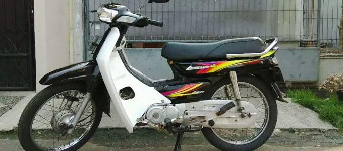 Harga Motor Legenda Olx