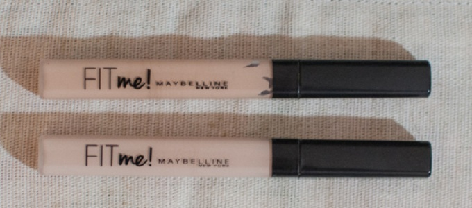 Ilustrasi: Harga Maybelline Fit Me Concealer (credit: theonewithallthemakeup)