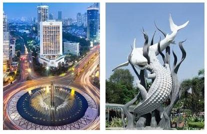 Harga Tiket Kereta Api Dan Pesawat Murah Dari Surabaya Ke Jakarta