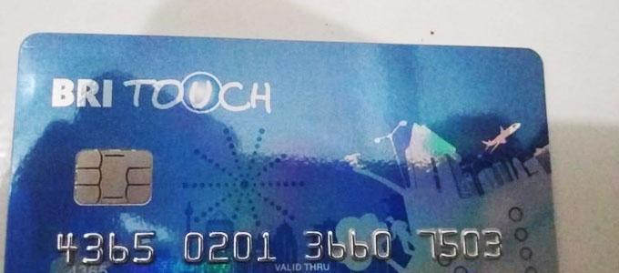 Kartu Kredit Bri Touch Daftar Harga Tarif