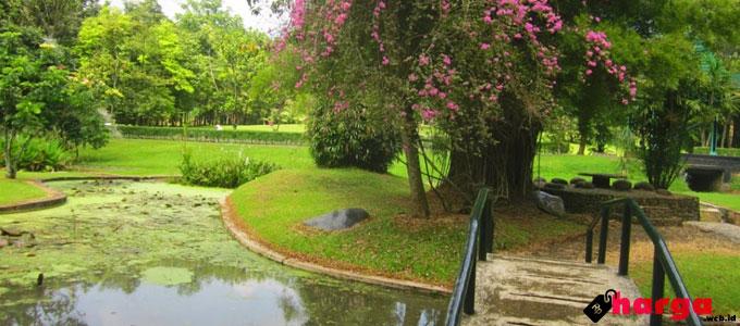 Harga Sewa Kebun Raya Purwodadi