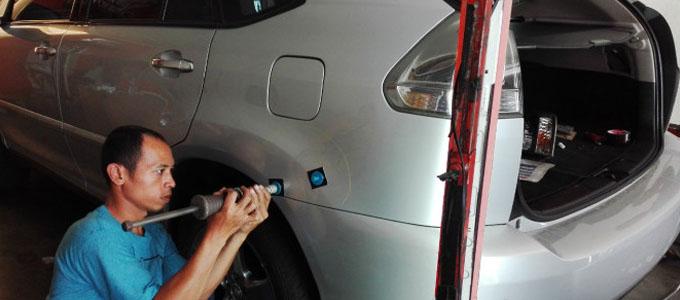 Info Terbaru Biaya Ketok Magic Sihir Bodi Mobil Penyok Daftar Harga Tarif
