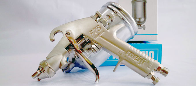 Spray Gun Meiji F75 (sumber: Elevenia.co.id)