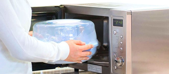 Microwave sterilizer (sumber: philips.com)