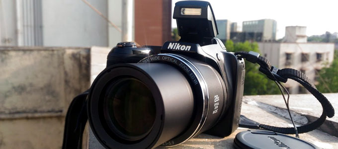 Kamera Nikon Coolpix L340 (youtube: ae_sid Tech)