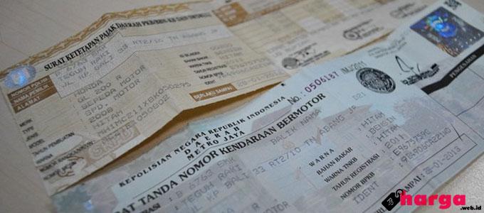 Info Terkini Rincian Biaya Balik Nama Mobil Bekas   Daftar ...