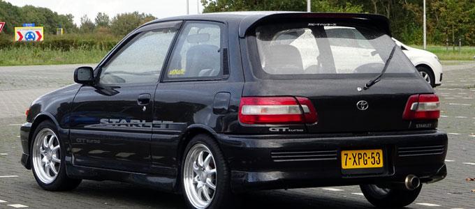 Specs Dan Update Harga Mobil Toyota Starlet 1994 Daftar Harga Tarif